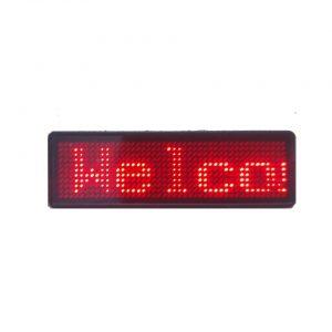 LED Badge